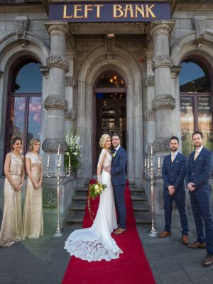 Left Bank Wedding Venue in Kilkenny