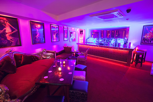 VIP Red Room in Kilkenny