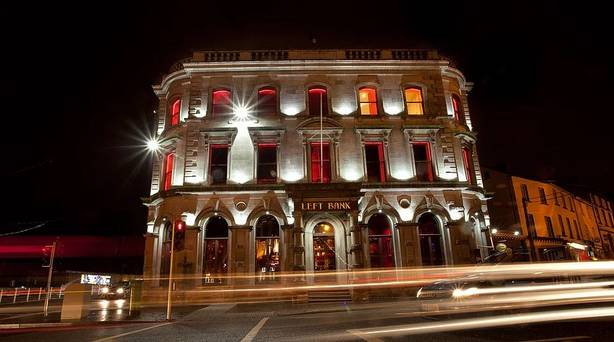 Left Bank Kilkenny was named Best Overall Bar at the Sky Bar of the Year Awards